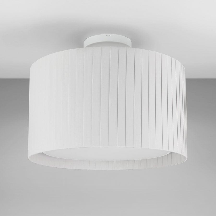 Semi Flush Unit Taklampe u/Skjerm-53889