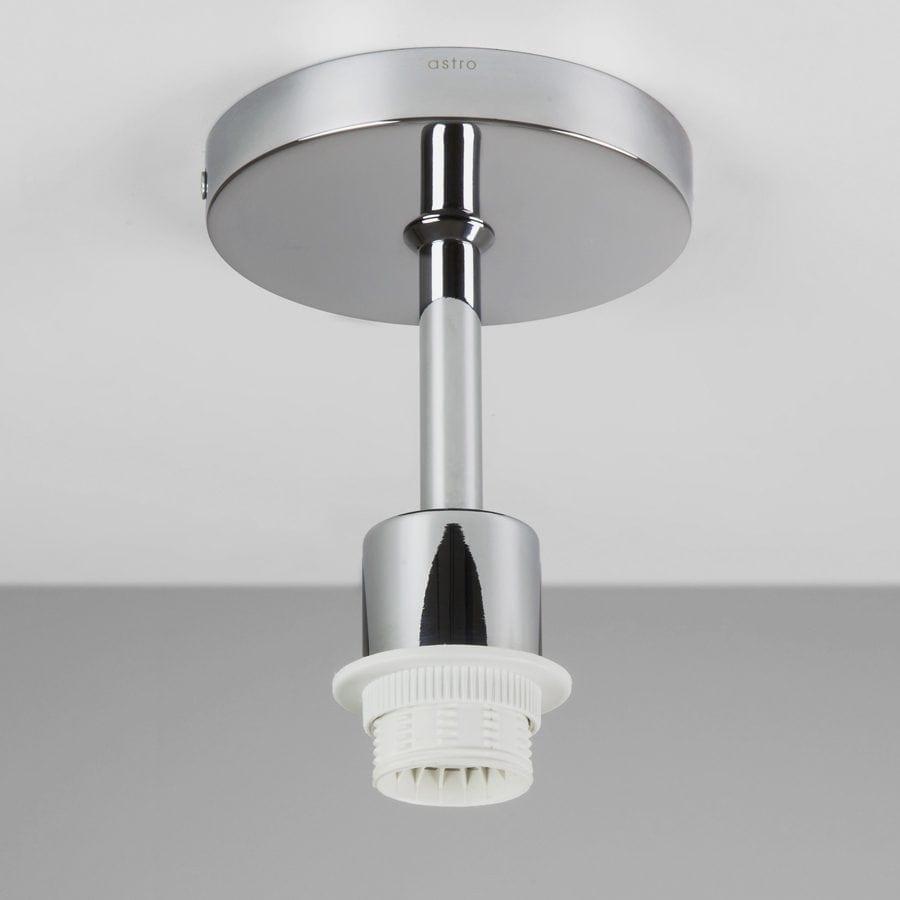 Semi Flush Unit Taklampe u/Skjerm-53885