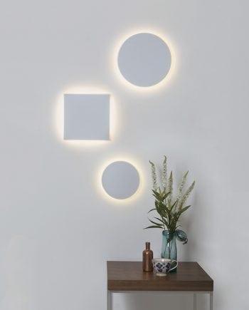 Eclipse Round 350 LED Vegglampe-0