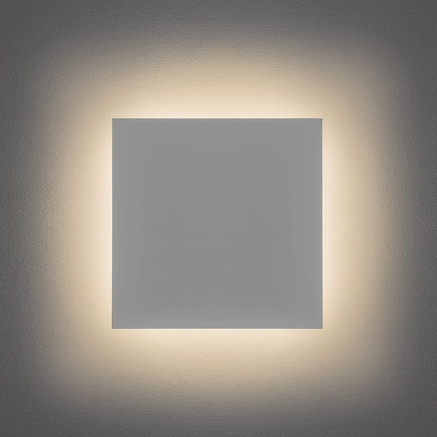 Eclipse Square 300 LED Vegglampe-53788