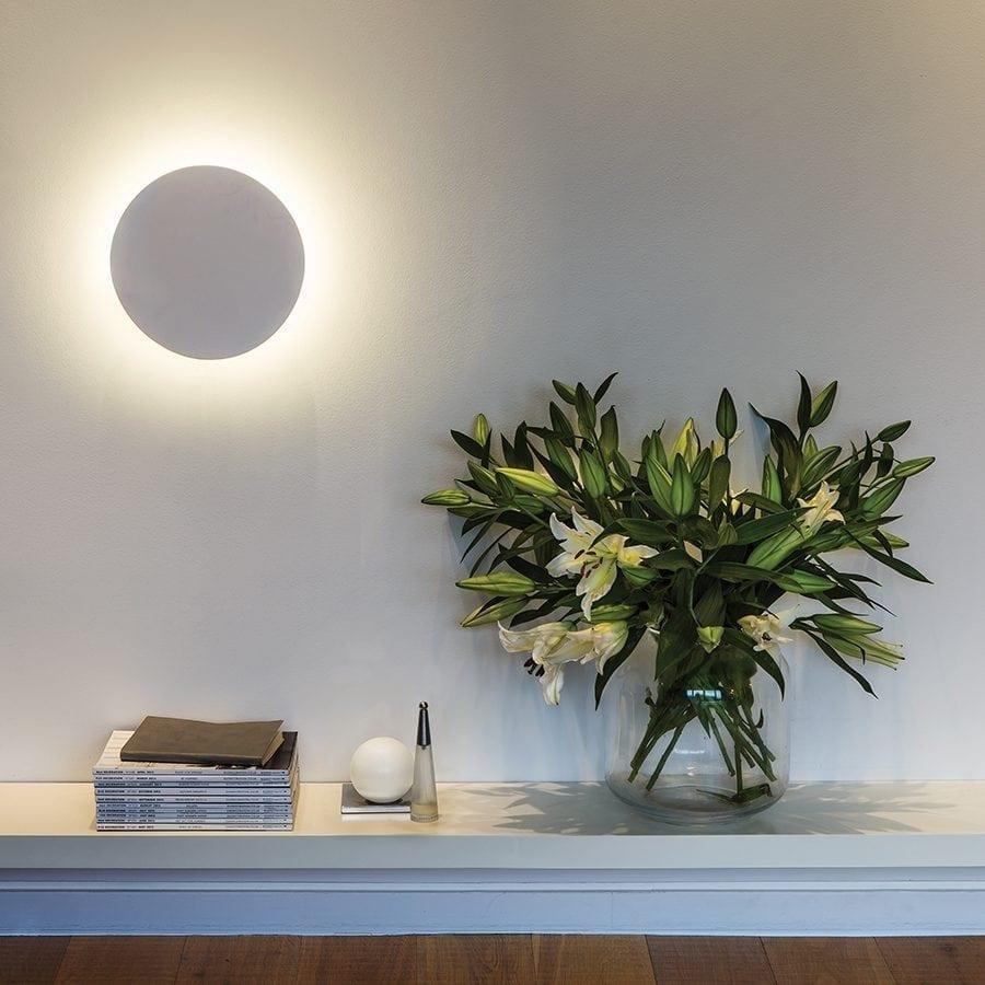 Eclipse Round 250 LED Vegglampe-53794