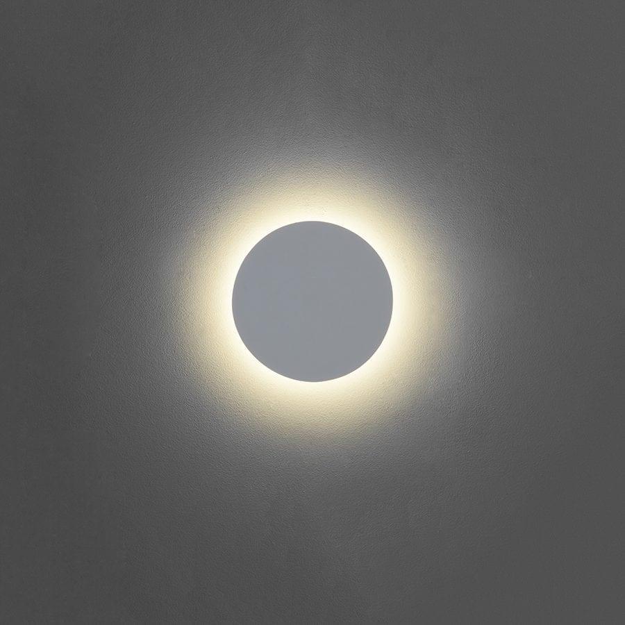 Eclipse Round 250 LED Vegglampe-53795