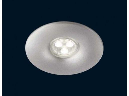 Podium Bern LED Downlight Børstet Aluminium-0
