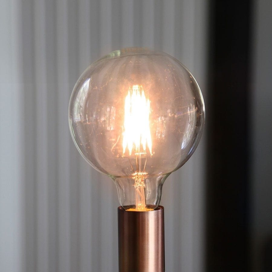 3,6W (=30W) E27 125mm LED Soft Glow Globepære Dimbar-56220