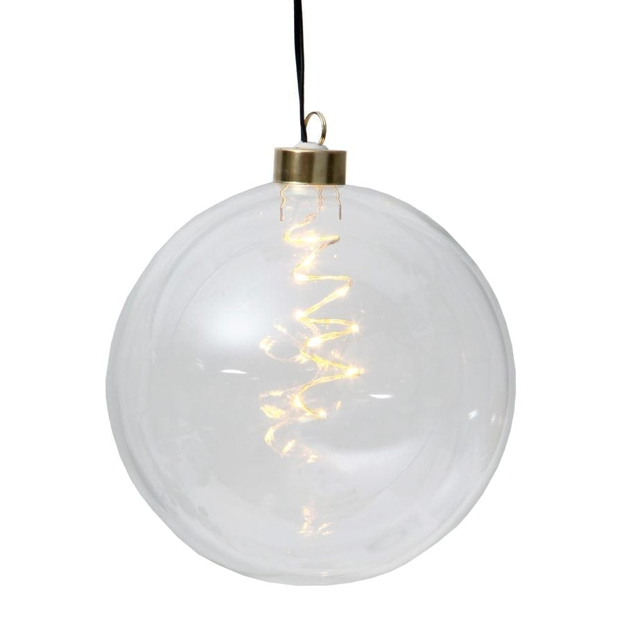 Glow LED Glasskuler-54967