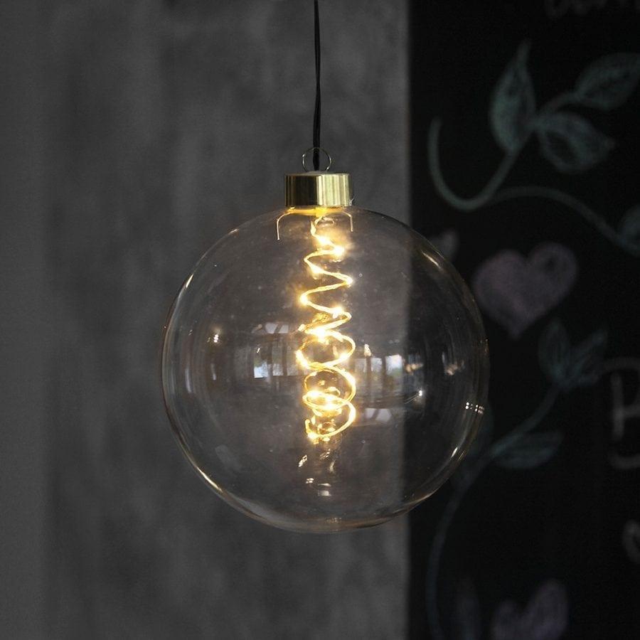 Glow LED Glasskuler-54966