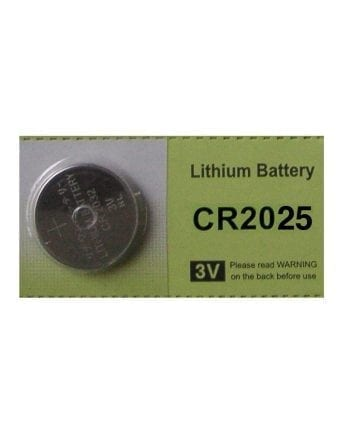 1 stk CR2025 batteri -0