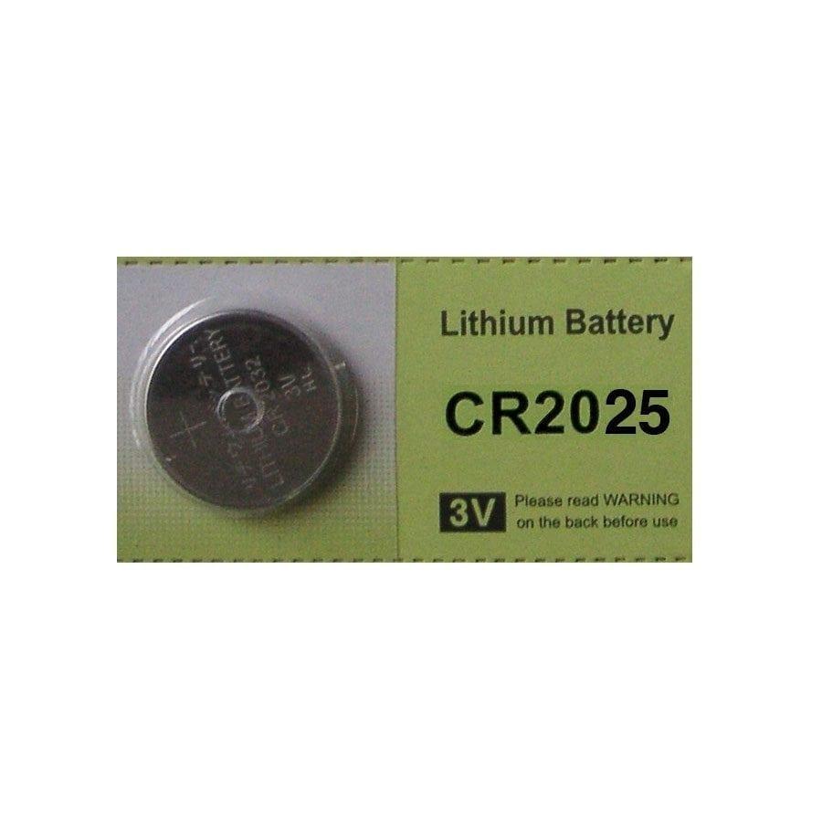 1 stk CR2025 batteri -0