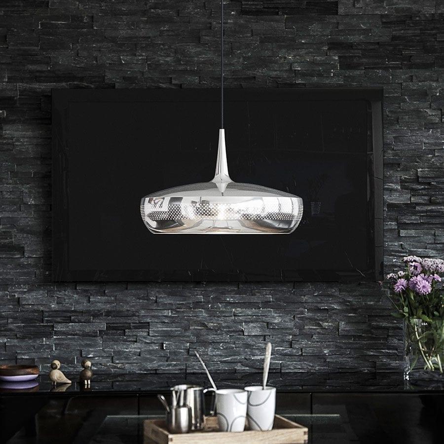 VITA Clava Dine Lampeskjerm Stål-0