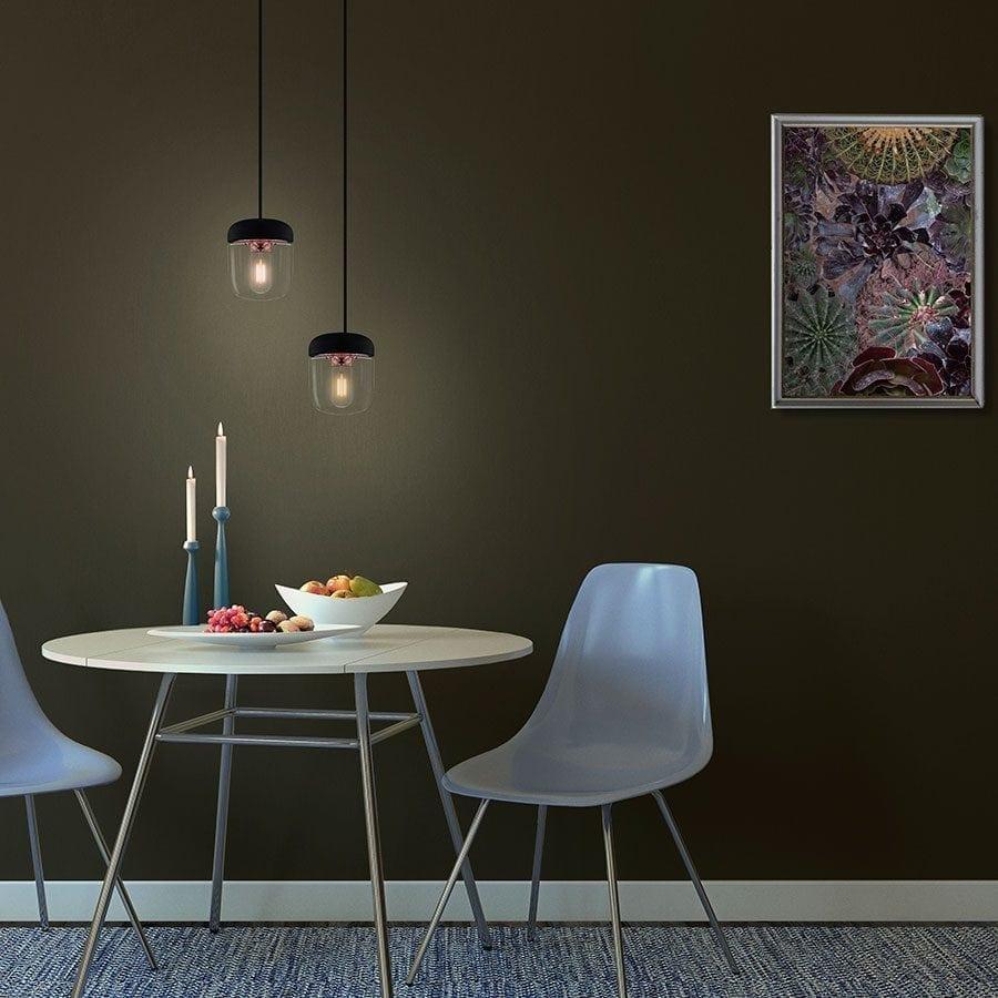 VITA Acorn Lampeskjerm Sort/Kobber-66881