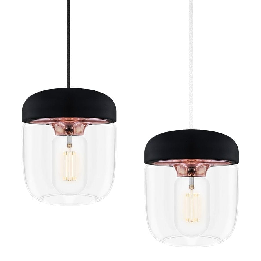 VITA Acorn Lampeskjerm Sort/Kobber-57398