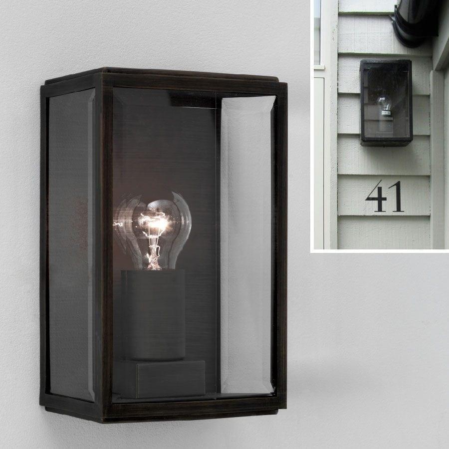 Homefield Klar Vegglampe-57104