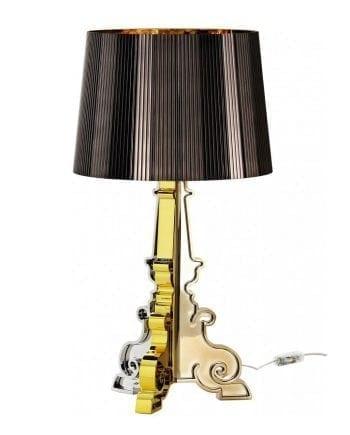 Kartell Bourgie Multicolour Bordlampe Titanium-0