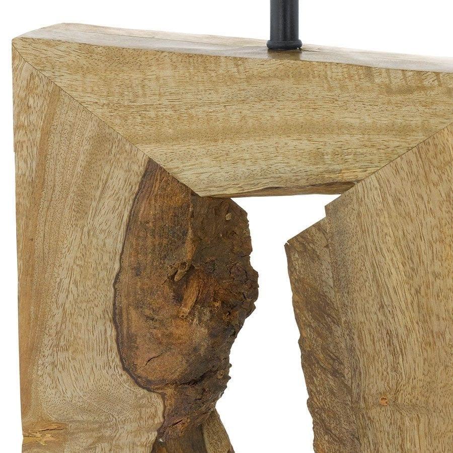 Ribadeo Bordlampe 41,5 cm-58691