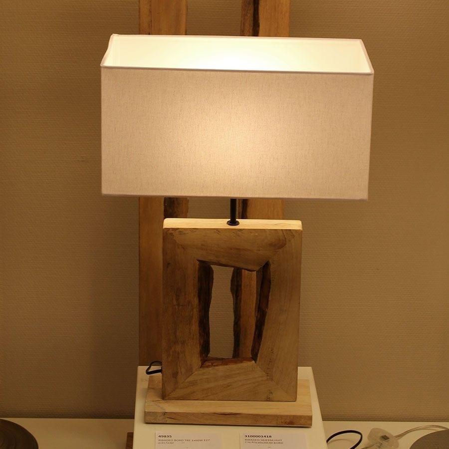 Ribadeo Bordlampe 41,5 cm-68759