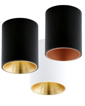 Polasso LED Taklampe Rund-0