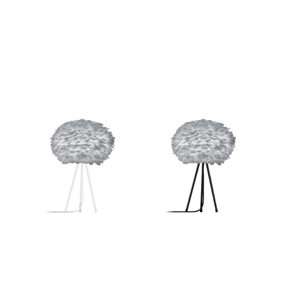 VITA Eos Medium Fjær Grå Lampeskjerm-61008