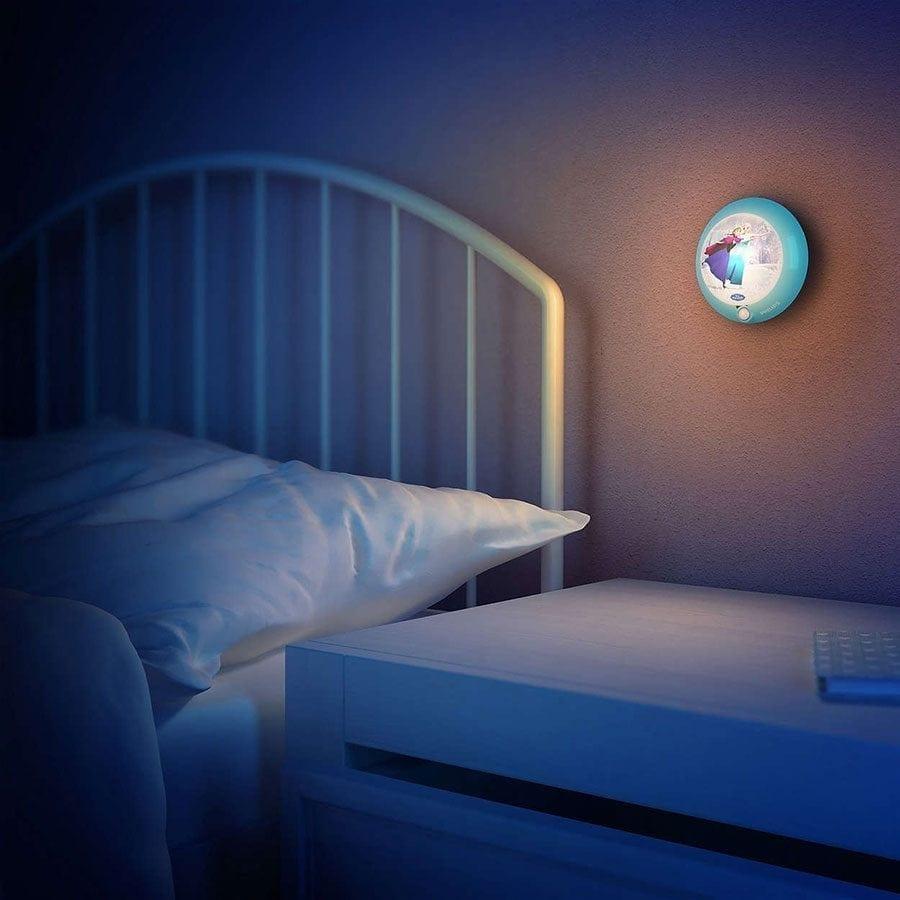 Philips Disney LED Nattlys med sensor Frost-58982