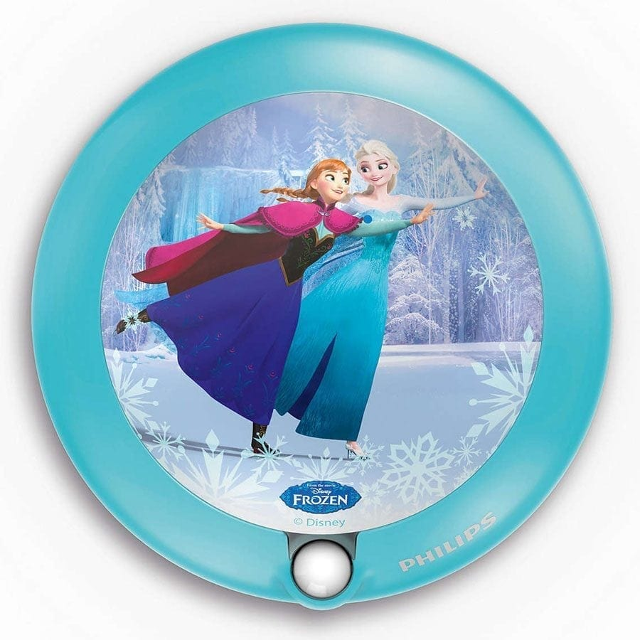 Philips Disney LED Nattlys med sensor Frost-0