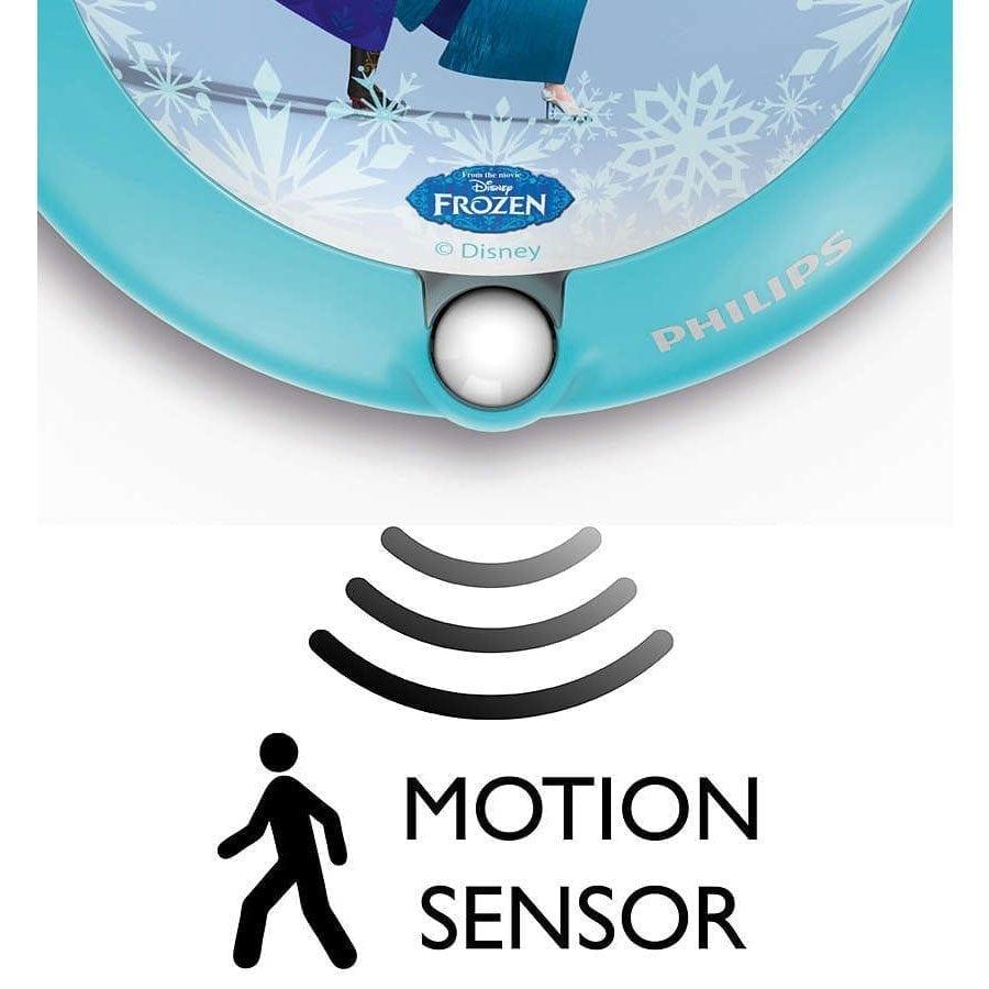 Philips Disney LED Nattlys med sensor Frost-58984
