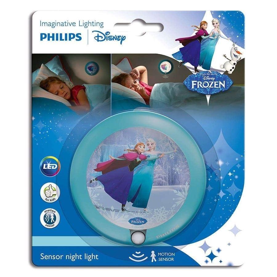 Philips Disney LED Nattlys med sensor Frost-58985