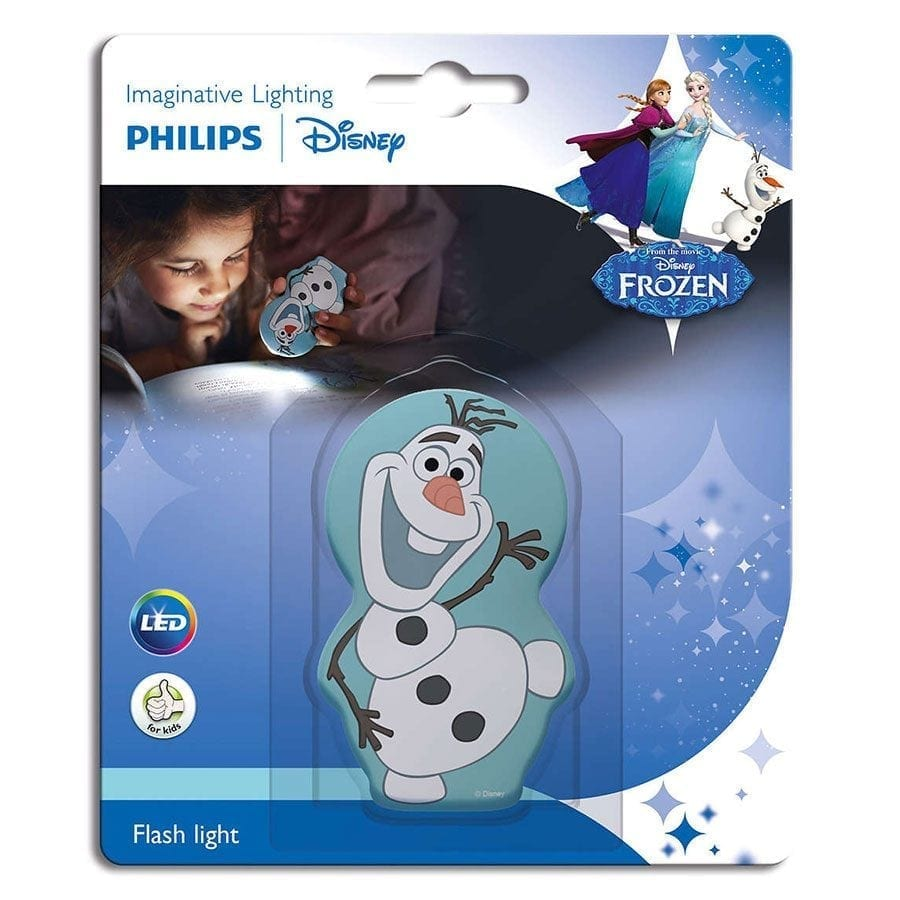 Philips Disney LED Lommelykt Olaf-59011