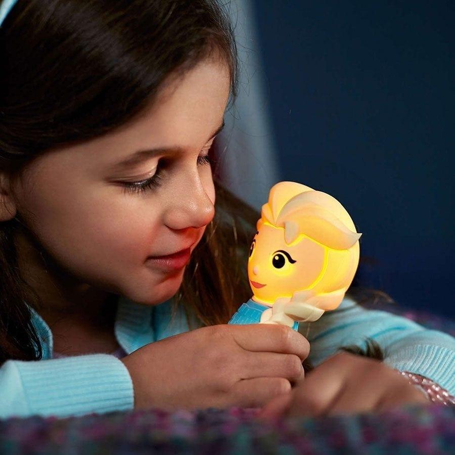 Philips Disney SoftPal LED Bærbar lampe Elsa-58937