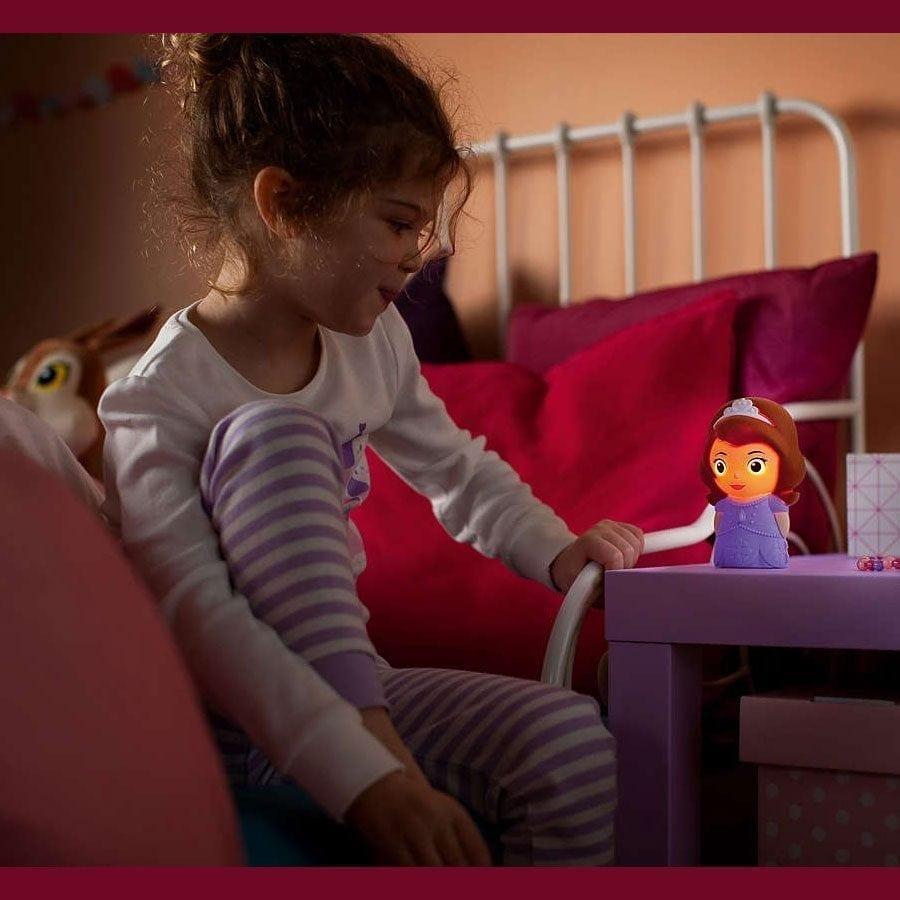 Philips Disney SoftPal LED Bærbar lampe Sofia-58909