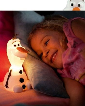 Philips Disney SoftPal LED Bærbar lampe Olaf-0