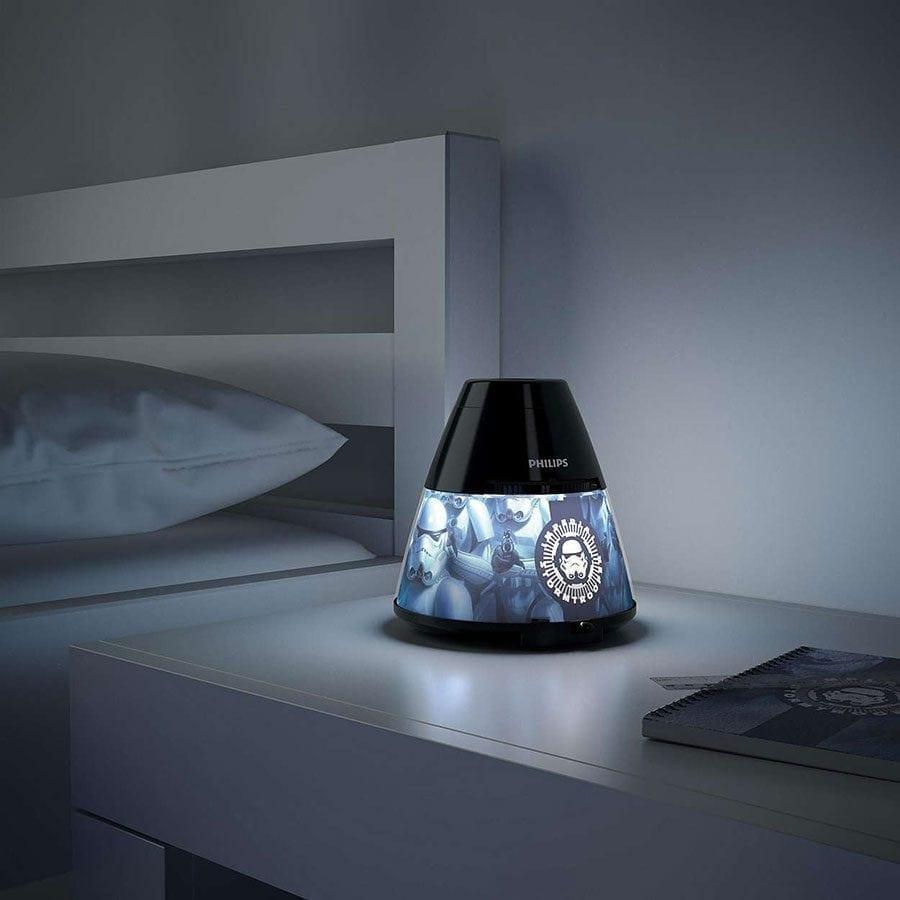 Philips Disney 2-i-1 LED Projektor og Nattlys Star Wars-59118