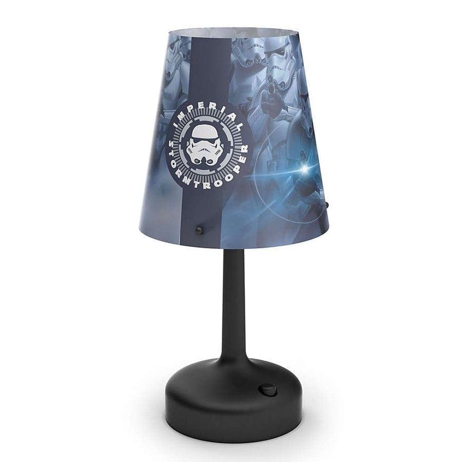 Batteridrevet Star Wars LED Bordlampe Stormtrooper-59201
