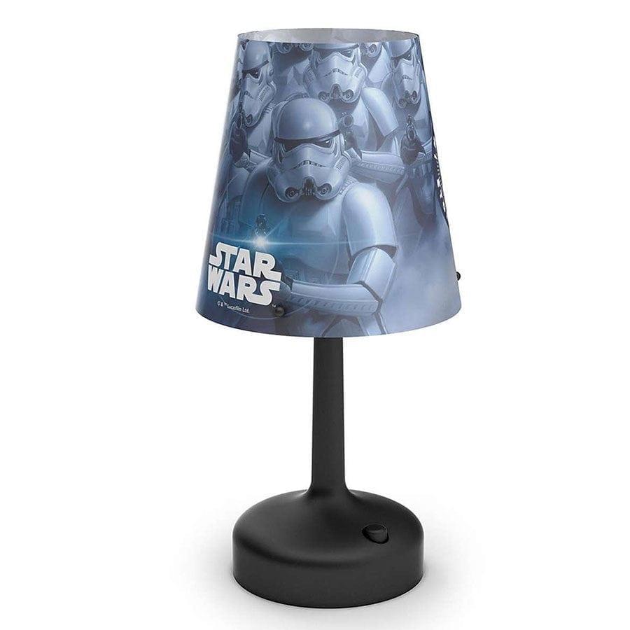 Batteridrevet Star Wars LED Bordlampe Stormtrooper-59198