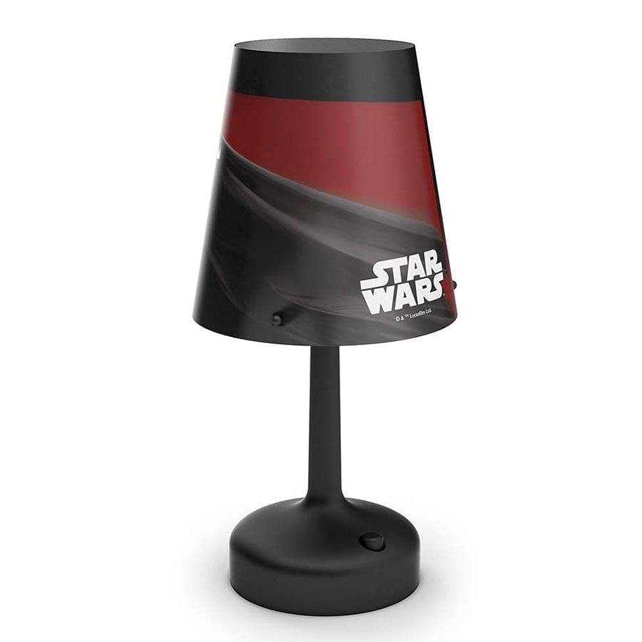 Batteridrevet Star Wars LED Bordlampe Darth Vader-59180