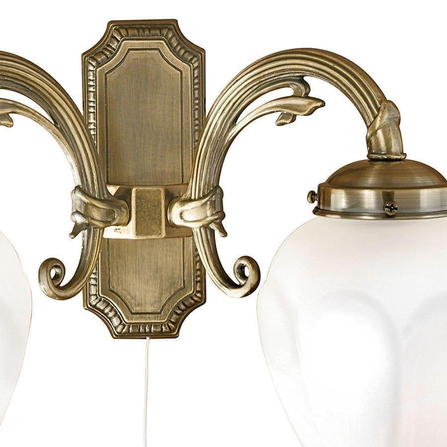 Imperial Vegglampe Dobbel-59401