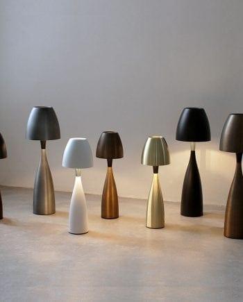 Anemon LED Bordlampe 12,5 cm-0