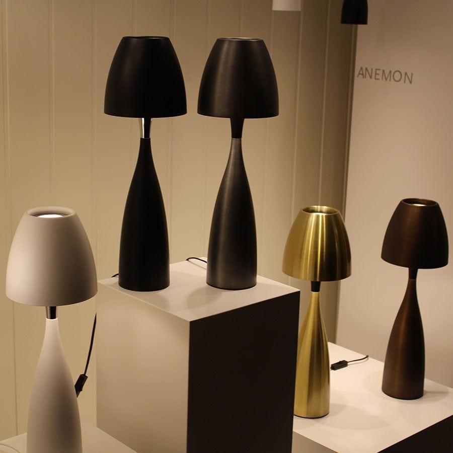 Anemon LED Dekorative Bordlamper 16,2 cm-59895