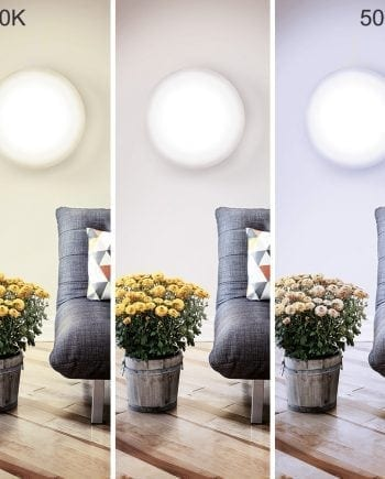 Beramo flerfunksjonell LED Tak-/Vegglampe-0