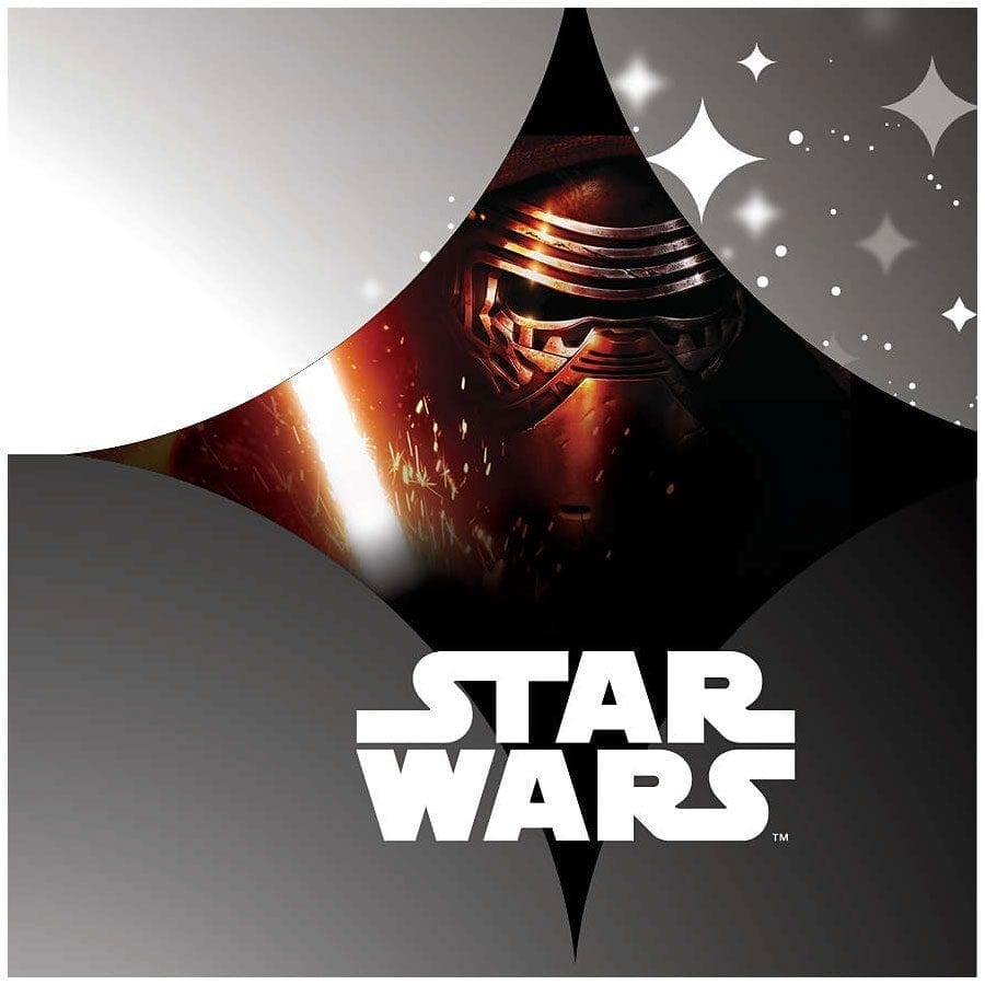 Batteridrevet Star Wars LED Bordlampe Darth Vader-59170