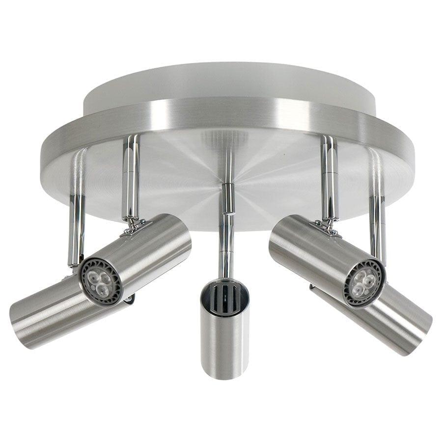 Cato 5 LED Spotlight Rundell m/Opplys-60055