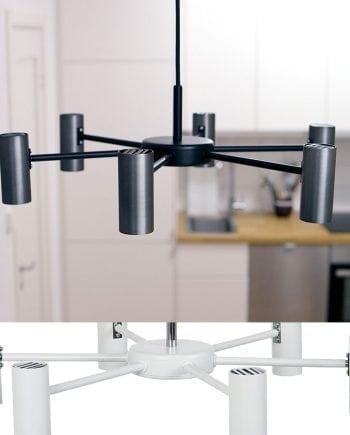 Cato LED Taklampe 6-0