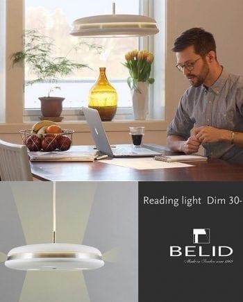Boss LED Taklampe med Casambi-0
