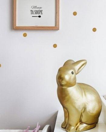 Heico Lampe Kanin Gull-0