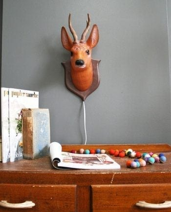 Heico Lampe Rådyrhode-0