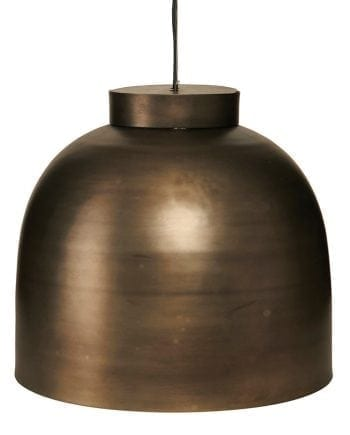 House Doctor Bowl Taklampe Gunmetal-0