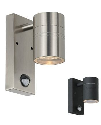 Arne Vegglampe Singel m/Sensor-0