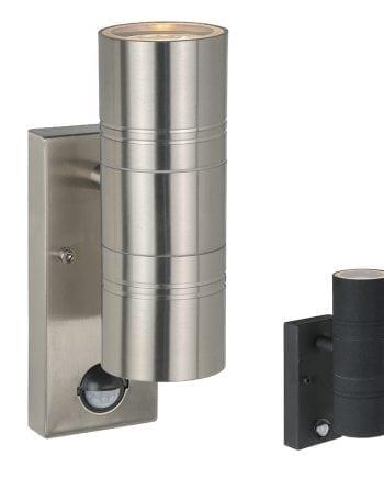 Arne Vegglampe Dobbel m/Sensor-0