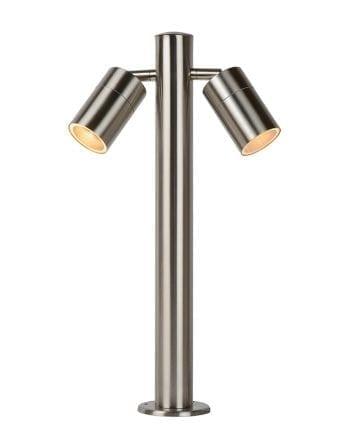 Arne LED Stolpe Dobbel 50 cm-0