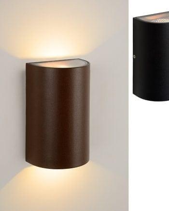 Hyro LED Vegglampe Rund-0