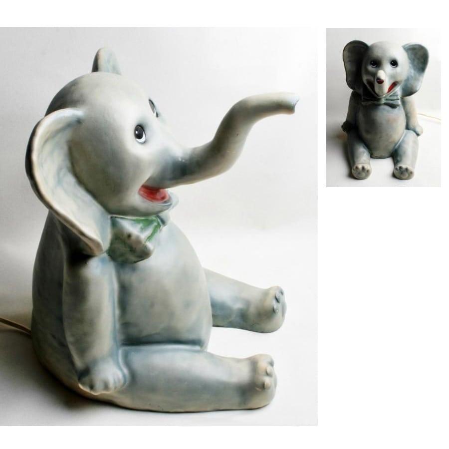 dad6af1b Heico Lampe Sittende Elefant - Designbelysning.no