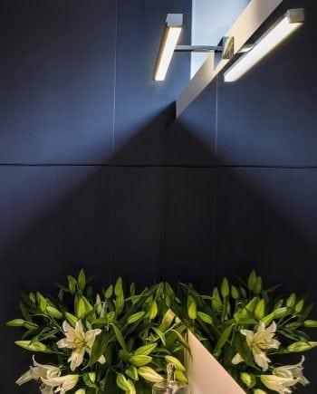 Kashima 620 LED Vegglampe Baderom-0